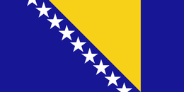 Flag of bosnia-and-herzegovina flag.
