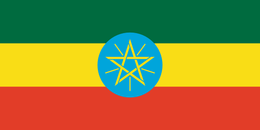 Flag of ethiopia flag.
