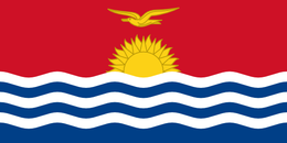 Flag of kiribati flag.