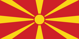Flag of macedonia flag.