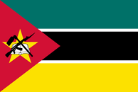 Flag of mozambique flag.