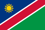 Flag of namibia flag.