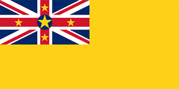 Flag of niue flag.
