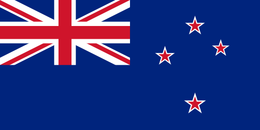 Flag of new-zealand flag.