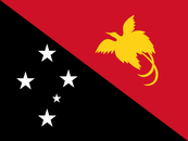 Flag of papua-new-guinea flag.