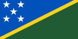 Flag of solomon-islands flag.
