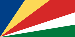 Flag of seychelles flag.