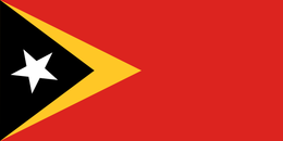 Flag of east-timor flag.