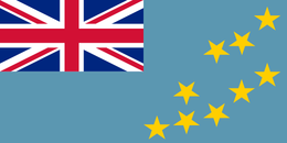 Flag of tuvalu flag.