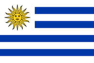 Flag of uruguay flag.
