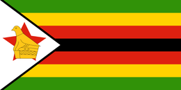 Flag of zimbabwe flag.