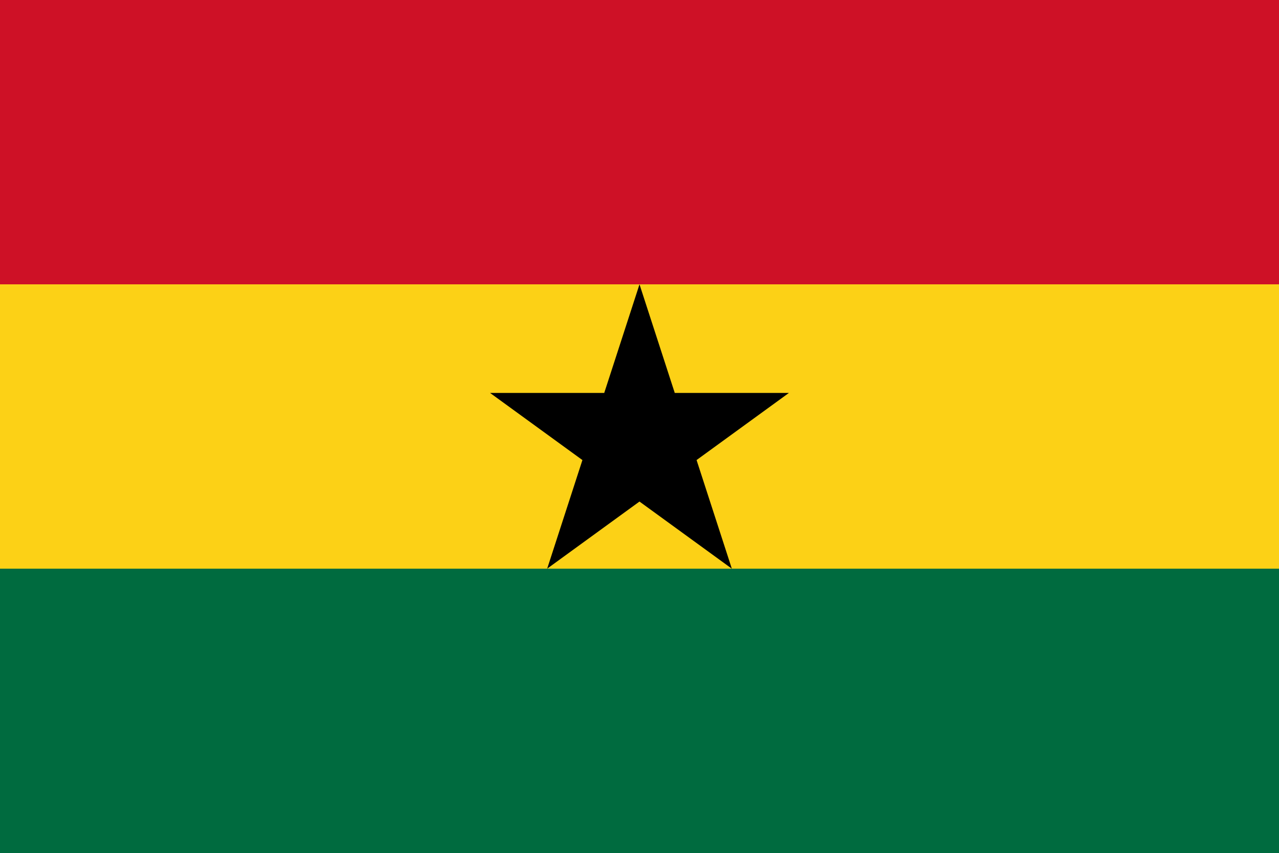 Flag of Ghana