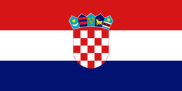 Flag of croatia flag.