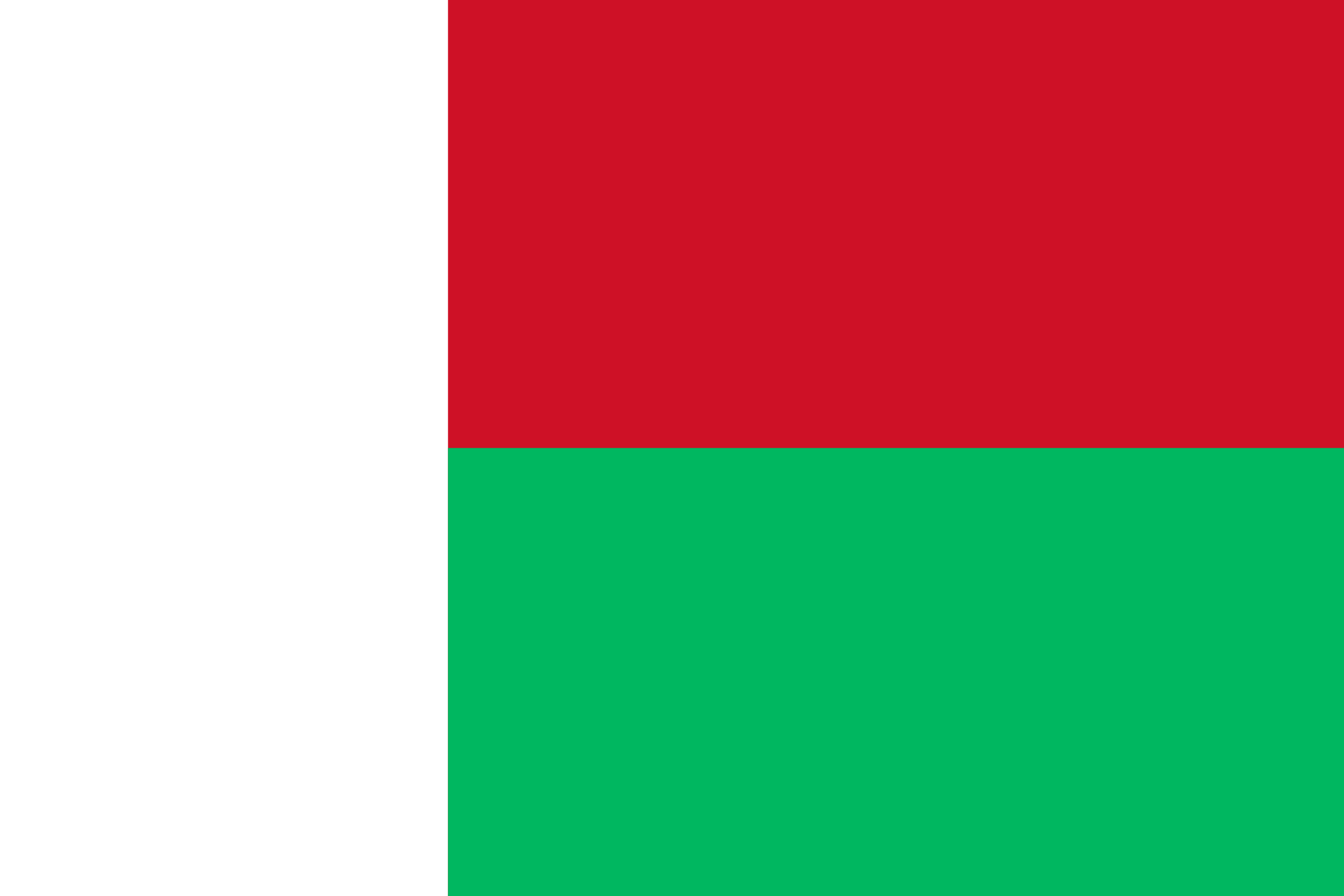 Flag of Madagascar